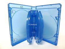 NEW! 1 VIVA ELITE Blu-ray 8-Disc Replacement Cases Multi - Holds 8 Discs