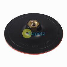 Hook & Loop respaldo Cojín 125 X 2mm-Mano Lijado Disco De Arena