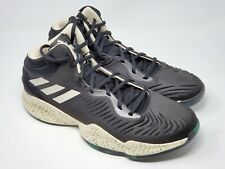 Adidas Pro Bounce Thon Maker Player Exclusive Size 15 Milwaukee Bucks Sample