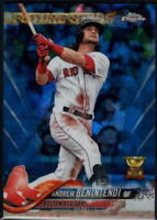 2018 Topps Chrome Sapphire Baseball - Pick A Player - Cards 401-600