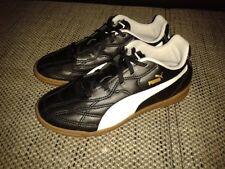 Puma Classico IT EUR 33 UK 1 Kinder Fußballschuhe Hallenschuhe 103346-01