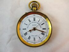 POCKET WATCH / STOP WATCH MARKED LIGA, CHRONOGRAPH, C 1910
