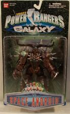 Power Rangers Lost Galaxy - Evil Alien Space Android Barbarax With Axe (MOC)