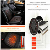 Low Pressure Carbon Fiber Far Infrared Home Chair Car Seat Heated Cushion Pad &