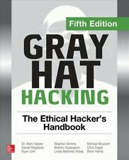 Gray Hat Hacking: The Ethical Hacker's Handbook, Fifth Edition 9781260108415