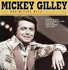 MICKEY GILLEY - THE DEFINITIVE HITS COLLECTION * NEW CD