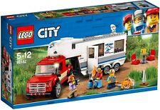 LEGO  60182 City Pickup & Caravan