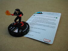 Nr 044 BLACK TOM CASSIDY                         +CARD / MARVEL HEROCLIX