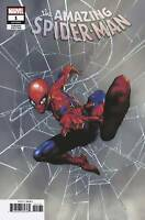 AMAZING SPIDER-MAN #1 OPENA VARIANT MARVEL COMICS 2018 NICK SPENCER