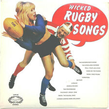 New listing The Shower-Room Squa - Wicked Rugby Songs - Vinyl Record.. - c7441c