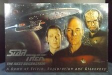 Star Trek The Next Generation Board Game Trivia Exploration & Discovery Complete