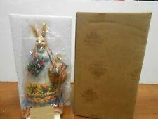 """New ListingJim Shore Heartwood Creek """"Easter Bunnette"""" #4001850"""