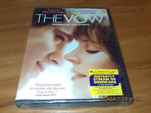The Vow (DVD, 2012, Widescreen) NEW