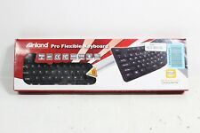 ProHT Foldable USB Wired Keyboard (70140), 109 Keys
