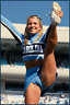 4x6 UNSIGNED  PHOTO PRINT OF NFL / SOCCER CHEERLEADERS #107