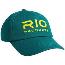 Rio Fly Fishing Classic Hat - New - One Size Fits Most - Green-050