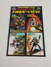Valiant Free-View #1 VF magic the gathering comic preview