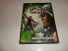 DVD  Jack and the Giants