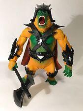 "MOTU Classics Gygor 10"" Figure Evil Gorilla Masters Universe He-Man Complete"