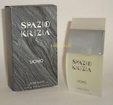 KRIZIA SPAZIO UOMO MEN PERFUME'D AFTER SHAVE 50 ML / 1.7 FL OZ SPLASH NIB