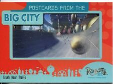 Robots The Movie Postcards From The Big City Chase Card PC-4