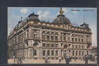 43734) AK Hannover Hauptpostamt 1926
