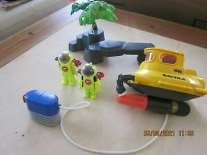 Playmobil Uboot Nautila mit Motor