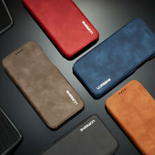 Magnetic Leather Wallet card Stand Flip case Cover For Samsung NOTE 10 S20+ s10
