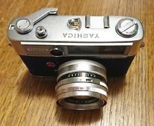 Vintage Yashica Lynx 5000 35mm Rangefinder Camera