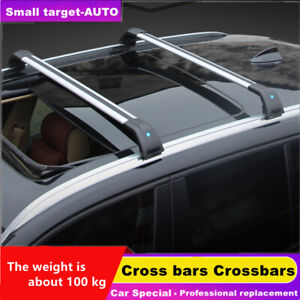 fits for Mitsubishi Eclipse Cross 2018-2022 Cross bar crossbar Roof Rail Rack