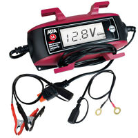 APA 5A 6V 12V Mikroprozessor Lithium Batterieladegerät 1,2-120Ah Ladekennlinie