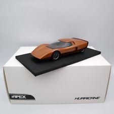 APEX Holden Hurricane 1969 Concept Car #002 Orange Limited Edition 1:18 Models