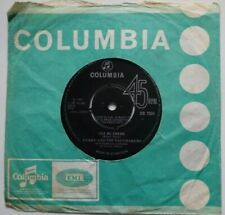 """GERRY & THE PACEMAKERS I'll Be There - VG Cond Columbia 7"""" (1964)"""
