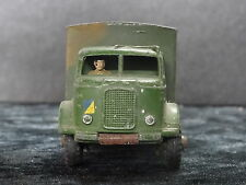 Unboxed Dinky Military ambulance, No. 626