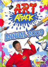 Art Attack Annual 2009 by various