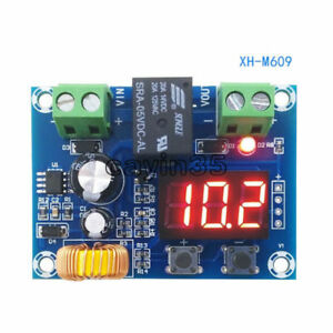 12-36V Battery Low Voltage Disconnect Protection Module DC Output UK