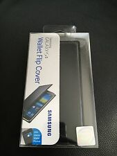 Samsung Galaxy S5 Case Flip Cover Wallet Folio, Black, NEW in Retail Packaging