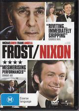 Frost/Nixon / Michael Sheen, Frank Langella (2009) - DVD REGION 2, 4, 5