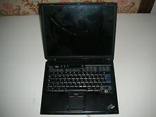 IBM Thinkpad R40 type 2722