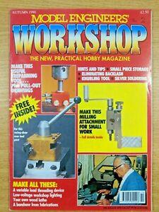 Model Engineers' Workshop Magazine No.2 Autumn 1990 good condition 1st Post