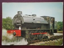 POSTCARD R.S.H 0-6-0 SADDLE TANK LOCO NO 150 'WARRINGTON' - SERVED WITH THE WAR