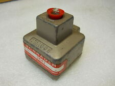 "SCHRADER / SCOVILL 3641 PNEUMATIC VALVE 1/8"" NPT NEW NO BOX"