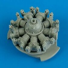 Quickboost 48459 1/48 T28 Engine for Roden