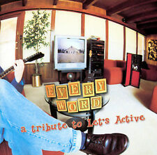 Every Word: A Tribute To Let's Active by Various Artists (CD, Jul-2003, Laughing