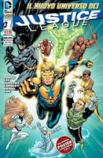 JUSTICE LEAGUE n. 1 ULTRA VARIANT - Lion - NUOVO / New 52 / Universo DC