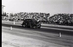 'Jr Thompson' Gasser - '50 Austin - Vintage 35mm Race Negative