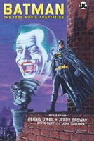 NEW Batman : The 1989 Movie Adaptation - Deluxe Edition By Dennis O'Neil