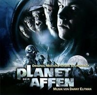 Danny Elfman Planet der Affen (soundtrack, 2001, #897462) [CD]