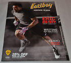 MINT! Eastbay Catalog ERIC BERRY Cover Kansas City Cheifs #29 ADDIAS July 2014