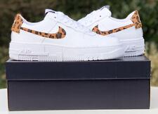 Nike Air Force 1 Pixel Leopard Weiß NEU Schuhe Sneaker CV8481-100